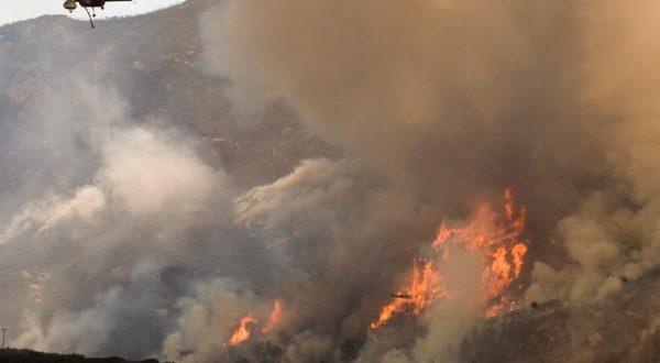 Oak Woodland Fires- Andrea Booher/FEMA